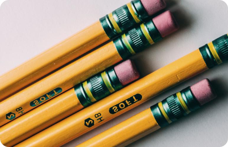 image pencils